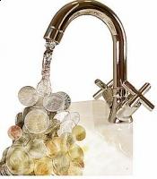 Вода – це гроші або гроші, як вода.