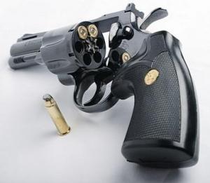Місячник добровільної здачі зброї з 1 по 31 березня 2010 року