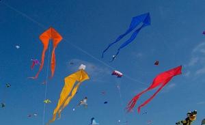 Воздушные змеи поднимутся в небо над горой Кремянец