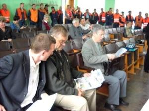 Керівник ШРБУ вимагала відставки секретаря Ізюмської міської ради.