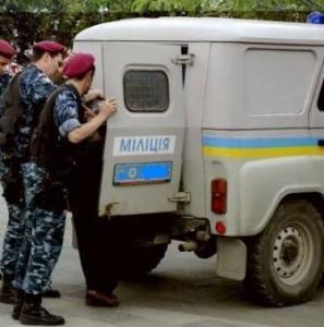 Міліцейські будні (станом на 13.12.2010 р.)