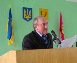 Звіт  Ізюмського міського голови  про здійснення  державної регуляторної політики Ізюмською міською радою та її виконавчим комітетом  в 2010 році.