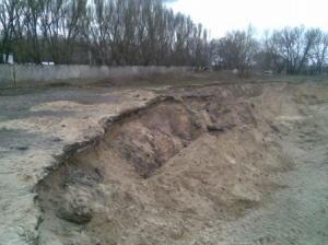 """""""Откуда песочек?"""". """"С вокзала, вестимо!"""""""