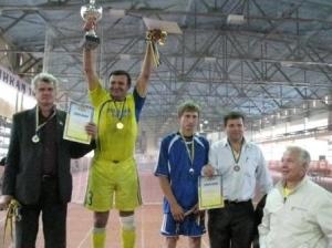 Изюмские футболисты были на высоте