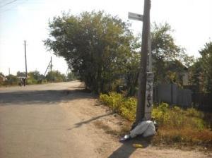На улице Комсомольской ничего не изменилось