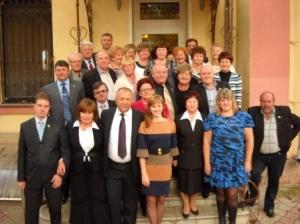 Ювілей міської організації Партії регіонів