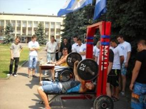 Спортсмени Близнюківського району  - лідери обласної спартакіади