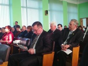 Ізюмські депутати затвердили бюджет на 2012 рік