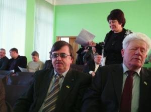 Ізюмські депутати прийняли звернення до губернатора