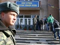 Каждый десятый юноша призывного возраста на Харьковщине не годен к службе
