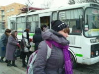 В Ізюмі підвищили тариф на перевезення пасажирів в міських автобусних маршрутах