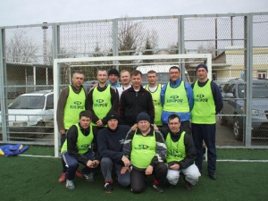 Команда ветеранов города Изюма заняла 2 место на турнире в Купянске
