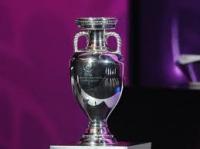 На пл.Свободы презентуют Кубок Чемпионата Европы по футболу