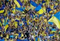 Сборная Украины по футболу победила Швецию