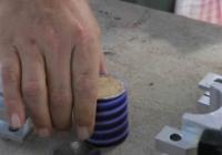 Ізюмські дільничні інспектори міліції вилучили 200 грамів вибухівки