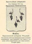 21 вересня 1781 p була ухвалена остаточна редакція Ізюмського герба