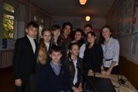 У Борівській ЗОШ№1 починає свою роботу шкільне радіо