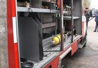 Изюмские пожарные получили современную технику