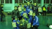 Юні ізюмчани привезли нагороди з Донецька