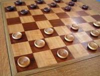 Шашковий турнір в Ізюмі