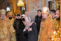 Людмила Янукович посетила Изюмскую епархию