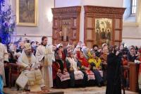В Святогорской Лавре состоялся фестиваль рождественских колядок