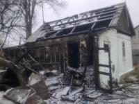 Борівський район: пожежа знищила приватний будинок
