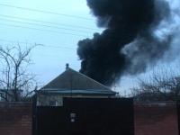 Дергачівський район: пожежа забрала життя чоловіка
