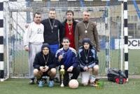 Изюм – второй на Кубке области ФК «Металлист»