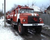 Барвінківський район: коротке замкнення телевізора спричинило пожежу, на якій загинув чоловік