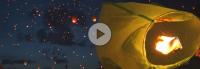 15 июня в Первомайском планируют массовый запуск небесных фонариков