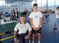 Ізюмський тенісист - в числі  призерів