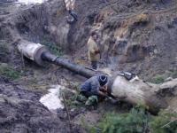 Знову порив на Букінському водогоні і знову ізюмчани без води