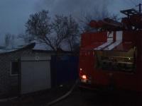 Ізюмський район: згорів приватний будинок, на згарищі виявлено тіло господаря