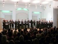 "Завтра в Изюме состоится фестиваль церковного хорового пения   ""Різдвяна зірка"""