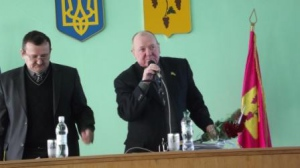 Ізюмська районна рада залишилась без заступника голови