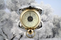 30 января в Харькове зафиксировали рекордно высокое атмосферное давление