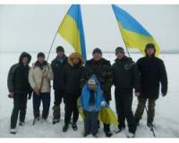 Першість Куп'янського району з зимової рибалки на Кубок голови райдержадміністрації