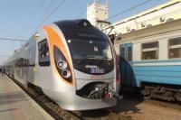 Один из скоростных поездов Харьков-Киев отменили