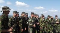 Боевики обстреляли  базу АТО под Изюмом