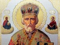 Православные отмечают День Святого Николая Угодника