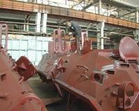 Із середини літа ЛКМЗ планує почати велике виробництво бронетехніки