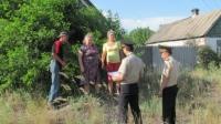 Рятувальники  проводять бесіди з жителями Ізюма