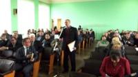 Ізюмські депутати сьогодні зберуться на позачергову сесію