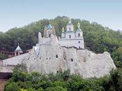 """""""Киев-1"""" круглосуточно патрулирует Святогорск, где скрывается много сепаратистов"""