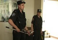 В Дергачах «минировали» военкомат