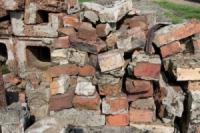 В Балаклейском районе обрушилась стена здания