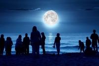 Последнее суперлуние будет в ночь на 9-ое сентября.