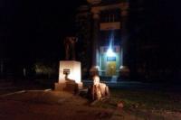 В Харькове снесли два восстановленных памятника Ленину