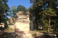 В Харькове разрушили очередной памятник Ленину